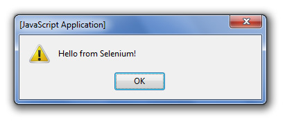 Integrating jQuery With Selenium